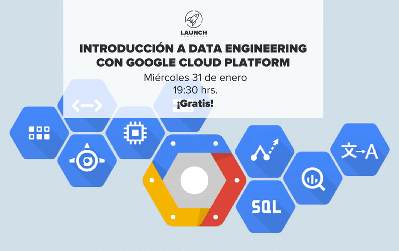 Introducción a Data Engineering con Google Cloud Platform