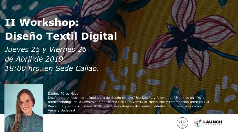 II Workshop: Diseño Textil Digital