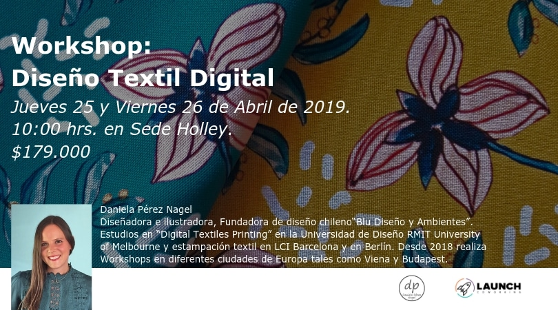 Workshop: Diseño Textil Digital